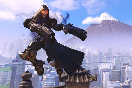 6 vs. 6 Competitive Elimination is available until May 7 in 'Overwatch'