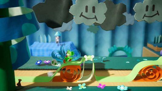 Yoshi, Final Fantasy 7, and More Games Coming Next Week