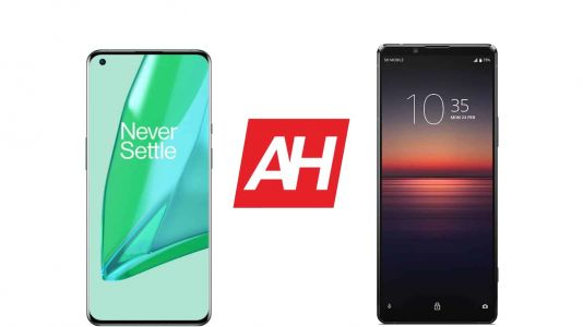 Phone Comparisons: OnePlus 9 Pro vs Sony Xperia 1 II