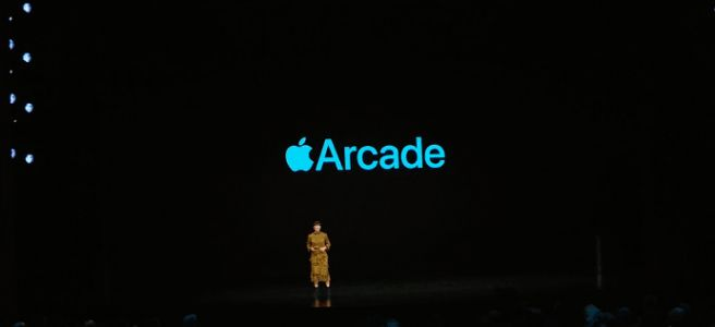 Apple announces Arcade, its new game streaming subscription service