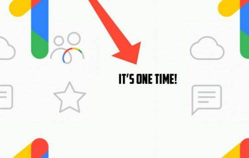 Google One just launched for all