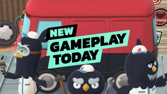New Gameplay Today - Animal Crossing Pocket Camp