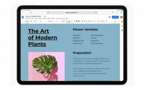 IOS 14 Safari to get built-in translation, better Apple Pencil support