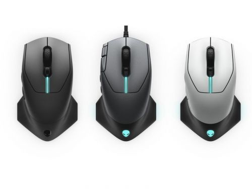 Alienware's new line of gaming mice features programmable buttons