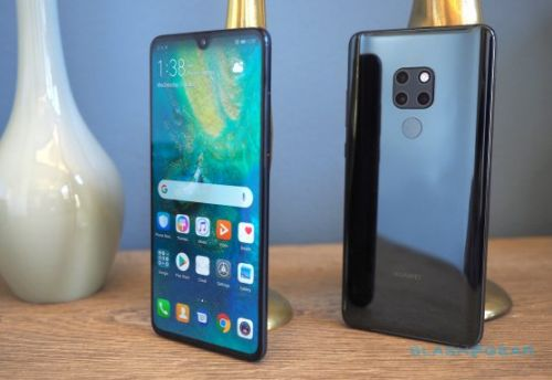 Huawei Mate 20 Pro hands-on: Gunning for iPhone XS