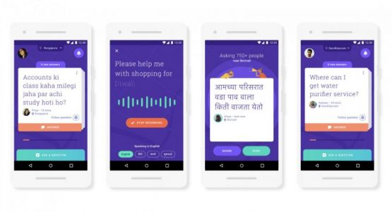 Google's Neighbourly app is rolling out across India now, and it's actually pretty neat
