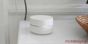 Google device passes through FCC, could be a new mesh Wi-Fi router
