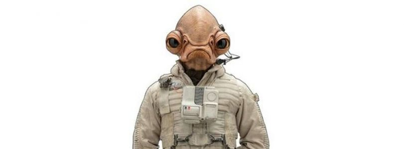 Admiral Ackbar's Son May Have a Role in THE RISE OF SKYWALKER