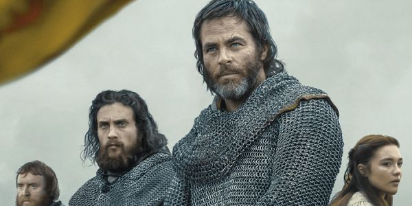 The Netflix Original OUTLAW KING Is A Beautifully Blood-Soaked Battle Epic - One Minute Movie Review