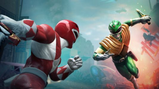 'Power Rangers: Battle For The Grid' Is A Real Ranger Fighting Game