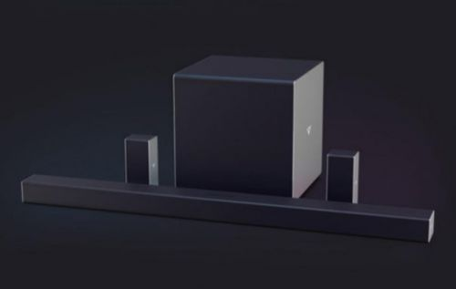 VIZIO Dolby Atmos Home Theater Systems bring sound form above