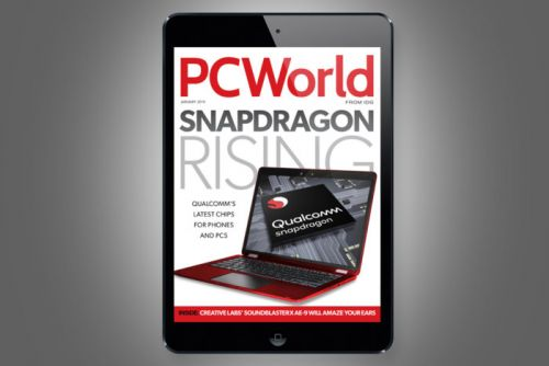 PCWorld's January Digital Magazine: Snapdragon rising