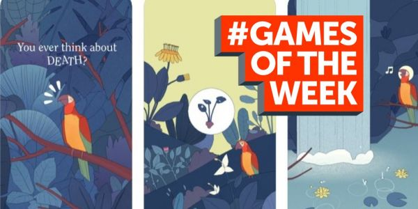 GAMES OF THE WEEK - The 5 best new mobile games for iOS and Android - July 9th 2020