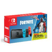 Nintendo tries bundling Switch with a F2P game: Fortnite