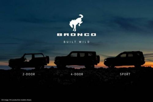 Ford gives up new Bronco details ahead of the official unveiling