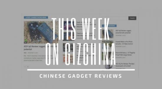 This Week on GizChina - OnePlus 6, Honor 10, Smartisan R1 & More