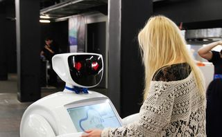 Japan will use AI and robots to help students to speak England gud
