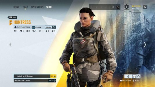 Rainbow Six Siege's Wind Bastion Update Is Live On PTR; Patch Notes Released