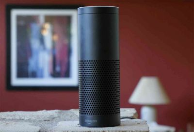 Amazon readies Echo-like speaker with touchscreen - CNET