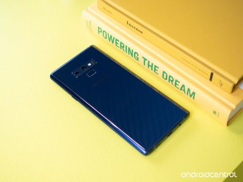 What Galaxy Note 9 color are you getting?