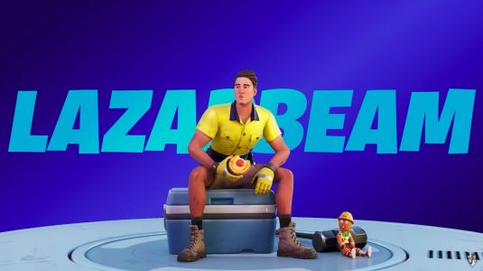 LazarBeam Fortnite Skin Revealed, Coming March 4