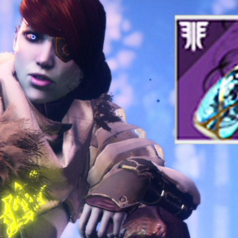 How To Get A Tincture Of Queensfoil For Destiny 2: Forsaken's Weekly Ascendant Challenge