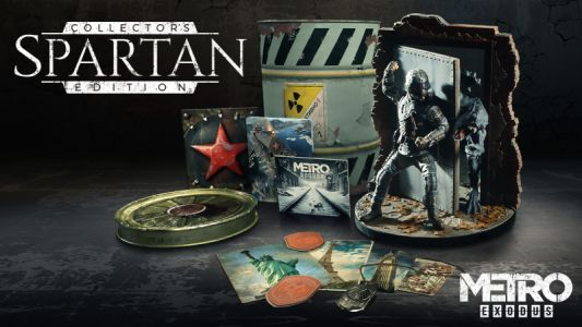 Metro Exodus Spartan Collector's Edition Announced, Costs $235 With The Game