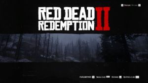 Red Dead Redemption 2 - Arthur riposte sur PC