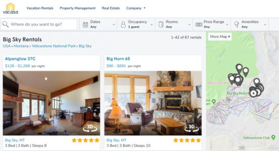 Sick of managing your Airbnb? Vacasa raises $64M to do it for you