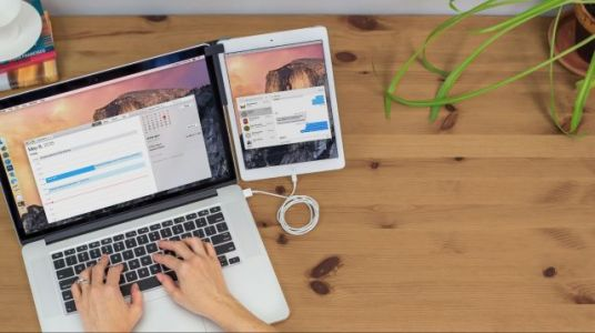 Attach an iPad to Your MacBook as a Second Display with Mountie
