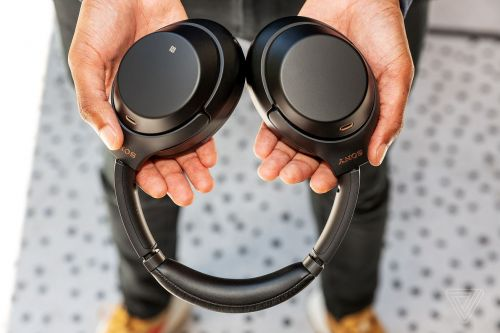 Sony's excellent 1000X M3 wireless headphones are $50 off this weekend