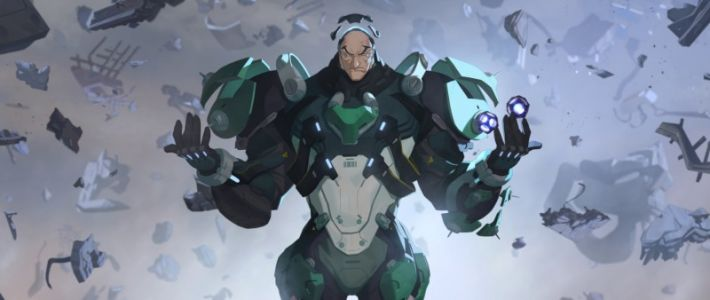 Watch The Live Reveal Of Overwatch's Latest Hero, Sigma