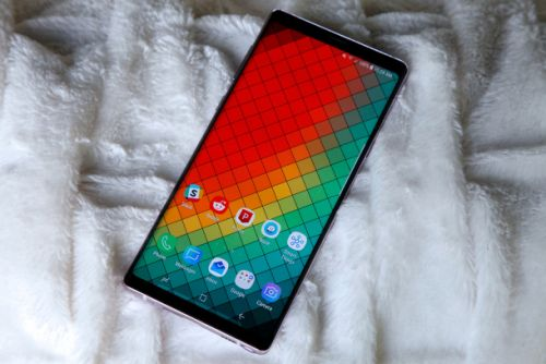 Samsung Galaxy Note 9 review: A phone that's sleek and new, but too much déjà vu