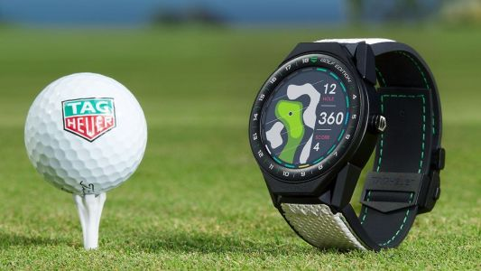 Tag Heuer Connected Modular 45 Golf Edition announced