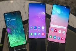 Hands On with the Samsung Galaxy S10 Series