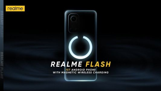 Realme prepares a MagSafe clone for its upcoming Android phone
