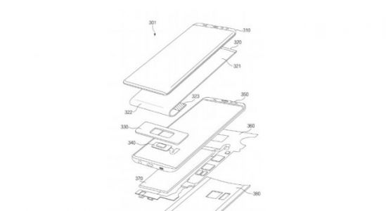 New Samsung Patent suggests the Galaxy S10 might pack an UD Fingerprint Scanner