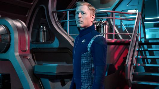 'Star Trek: Discovery' Actor Anthony Rapp Talks Diversity, Science and New Role in 'Star Trek Online'