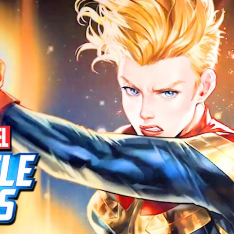 Marvel Battle Lines - Official Comic-Con Trailer | SDCC 2018
