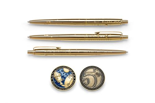 The space pen became the space pen 50 years ago