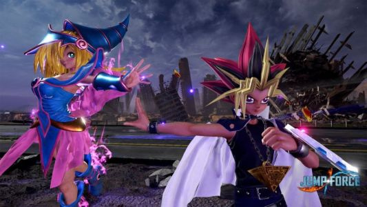 A Few More Details About Yugi in JUMP FORCE Have Surfaced