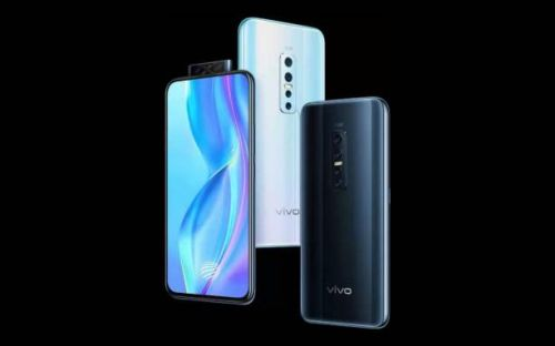 Vivo V17 Pro puts two cameras in a single popup