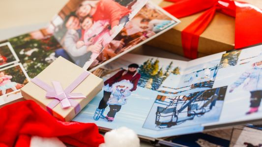 Want to make sure you get your photo book in time for Christmas? Here's how