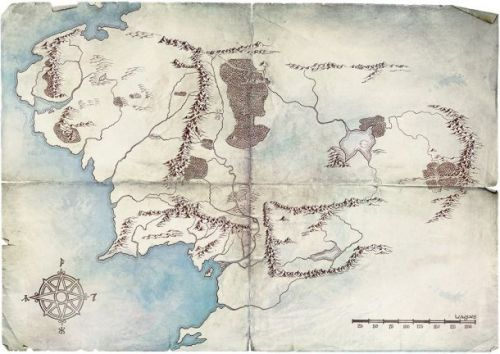 Amazon begins teasing its upcoming 'Lord of the Rings' TV series