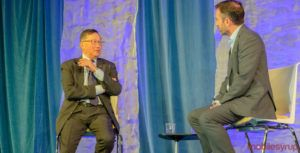 John Chen says he's proud of BlackBerry's software and security pivot