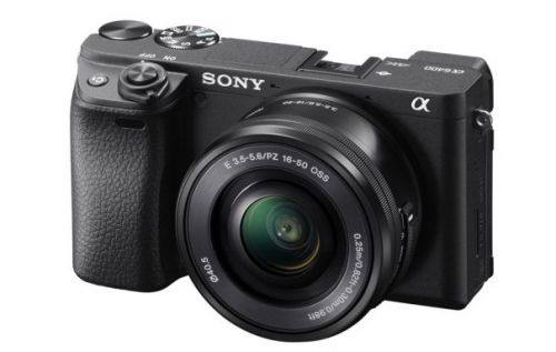 Sony Alpha a6400 compact mirrorless camera is designed for vloggers