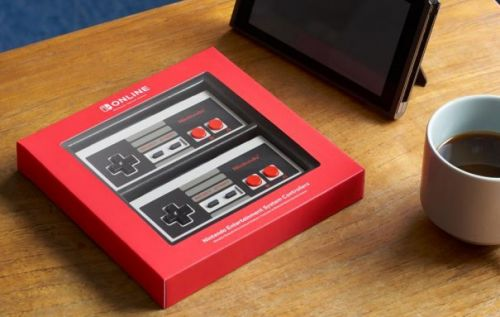 Nintendo Switch NES Joy-cons have a disappointing fine print