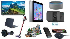 ET Deals: Apple iPad 6th Gen, 50-inch 4K Vizio for $300, Qi Wireless Charging Pad for $13