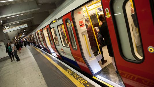 Vodafone customers can no longer access tube Wi-Fi network in London