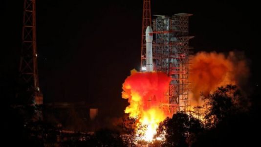 China Launches Lunar Probe to Far Side of the Moon